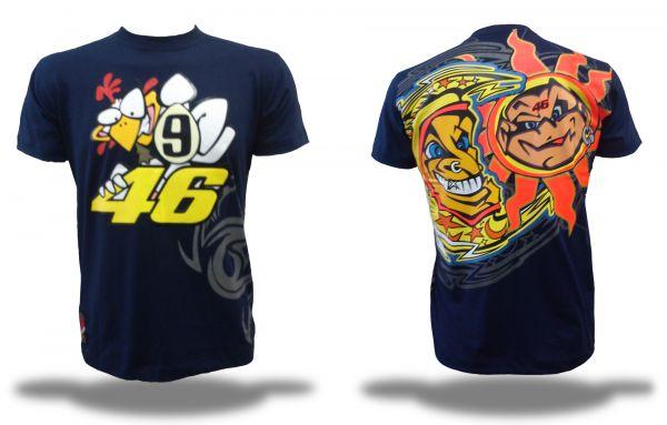 716d8f538 Camiseta Sol e Lua - Roadshop